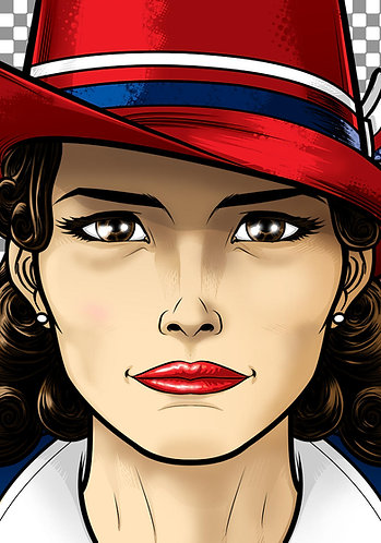Agent Carter HeadShot