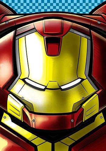 Hulk Buster HeadShot