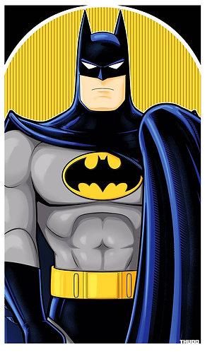 Batman Animated Series ICON