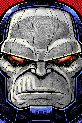 Darkseid HeadShot