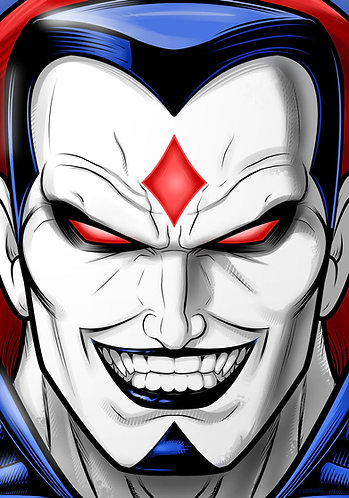 Mr. Sinister HeadShot