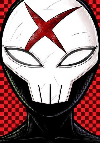 Red X HeadShot