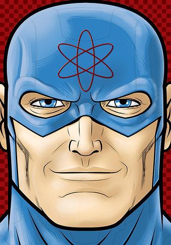 Atom HeadShot