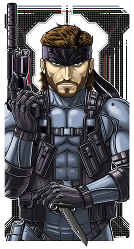 Solid Snake ICON