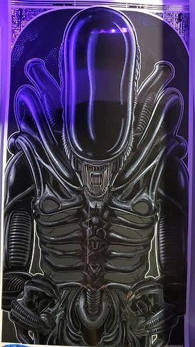 Alien Premium Metallic