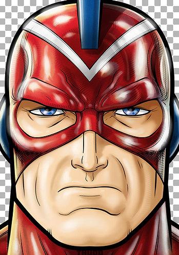 Commander Steel HeadShot
