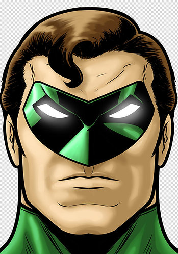 Hal Jordan HeadShot