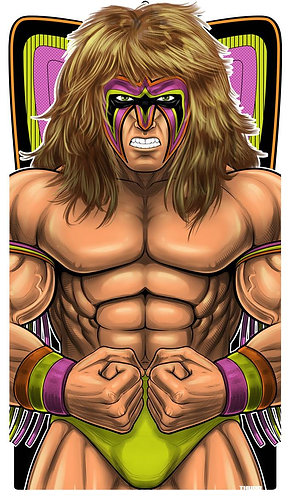 Ultimate Warrior ICON