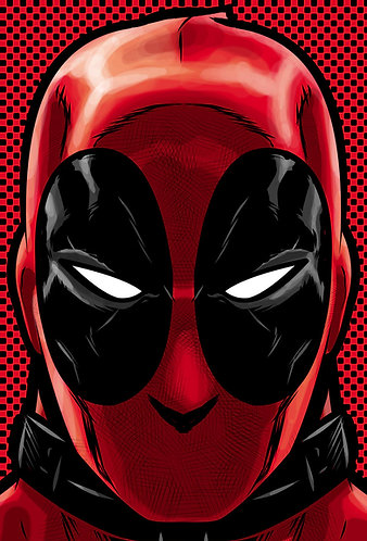 Dead Pool HeadShot