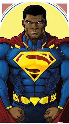 Superman Earth 23