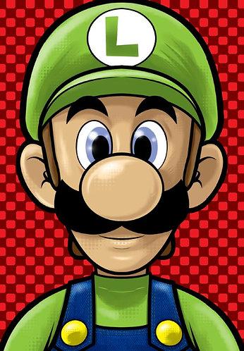 Luigi Headshot