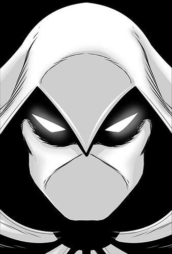Moon Knight HeadShot