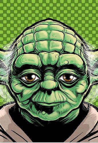 Yoda headshot