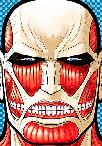 Colossal Titan HEAD