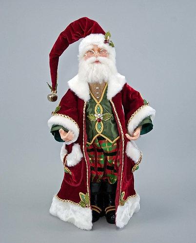 Traditional Santa Doll