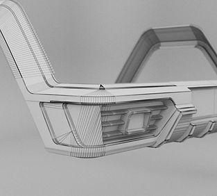 3Д проектирование сложных объектов в размер.