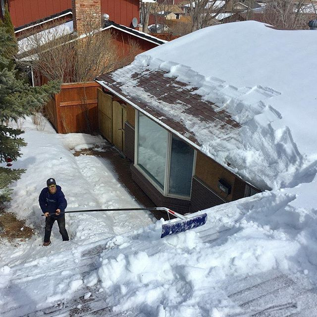 Tips to protect your home from rapidly melting snow