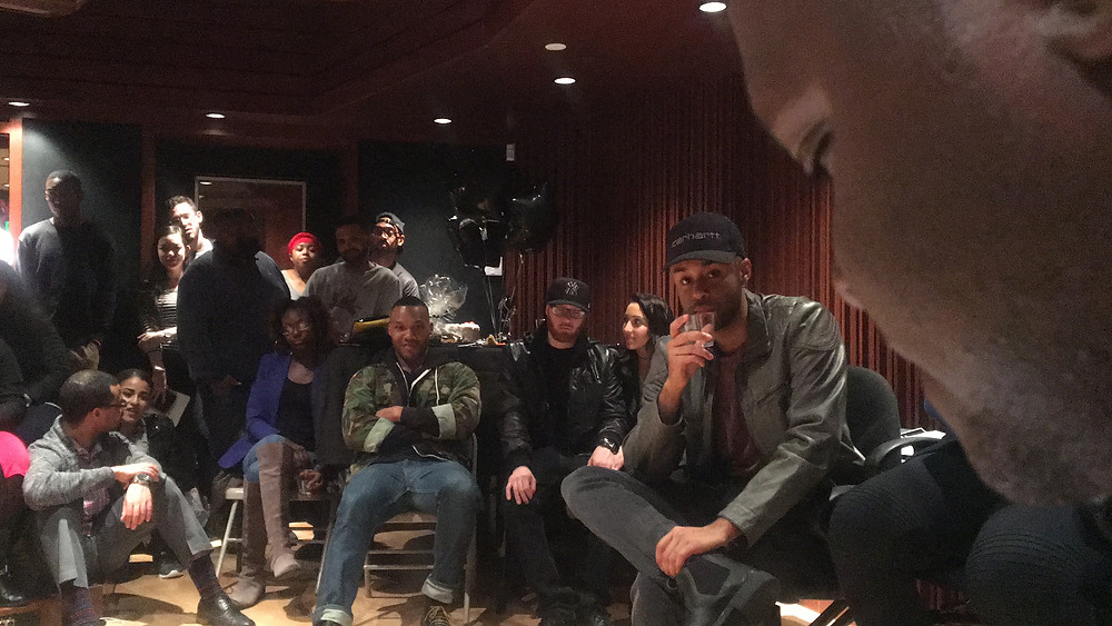 Views from the listening session