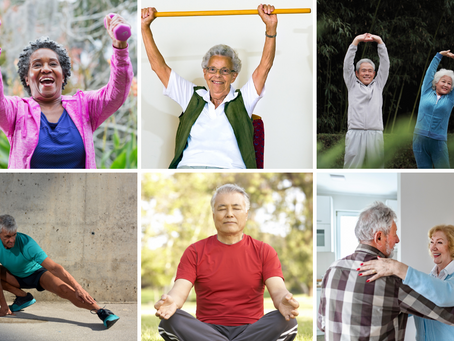 How Can Health Plans Help Their Members GET MOVING?