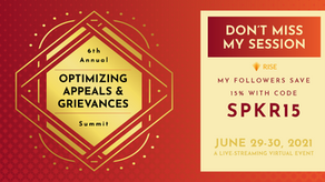 Upcoming Event: Optimizing Appeals and Grievances Summit