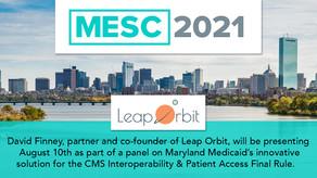 Upcoming Event: MESC 2021