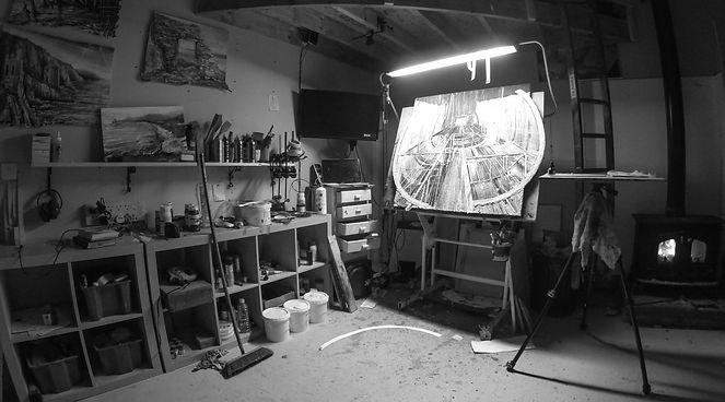 Theo's Studio