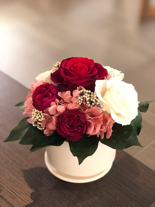 Bespoke Preserved Florist Design (17 cm Wx 15cm H)