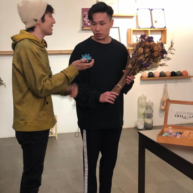 J2 安樂窩拍攝花絮11/2019