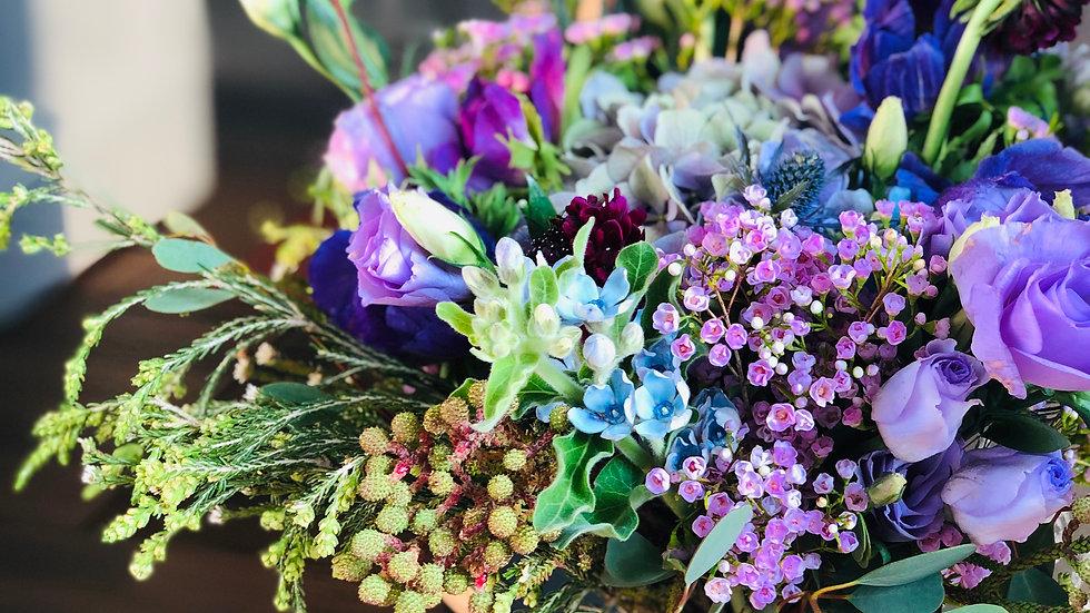 Bespoke Fresh Flower Bridal Bouquet