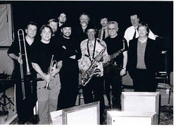Charles Neville and the Skeletones Big Band