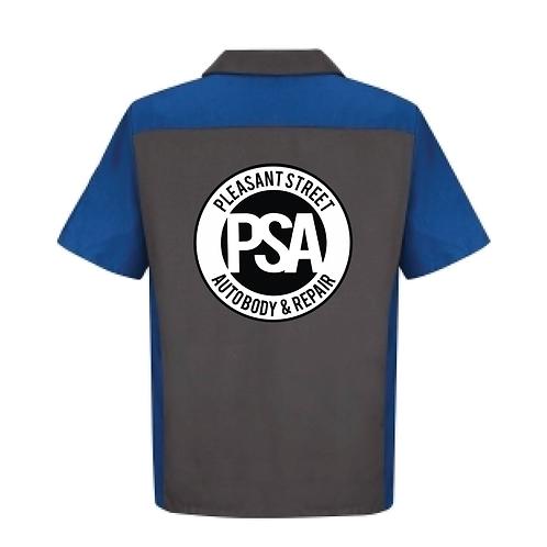 PSA Red Kap Work Shirt