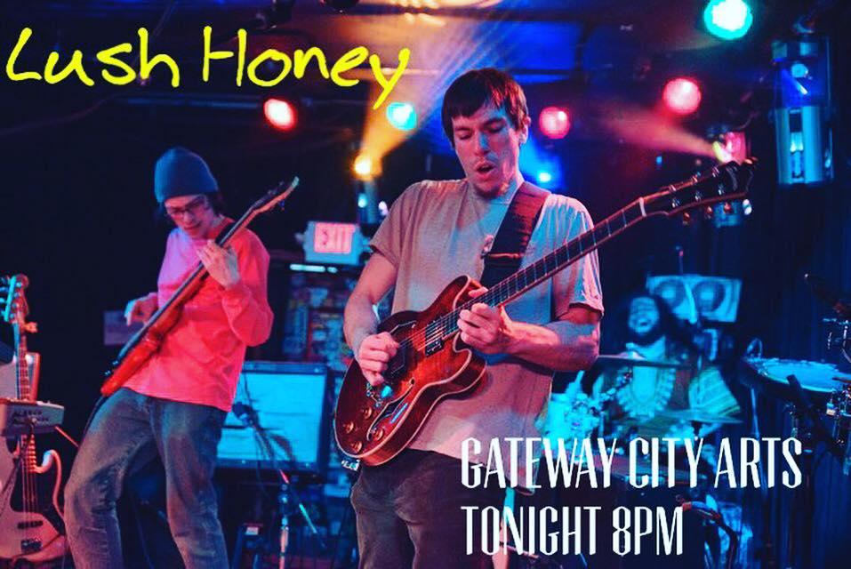 Lush Honey