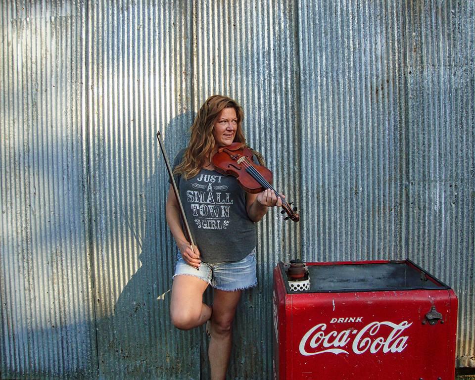 Sarah The Fiddler