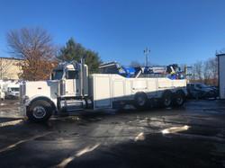 Hampshire Towing 60 ton Rotator