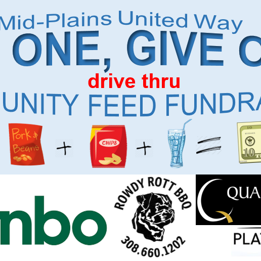 Buy One, Give One: Drive Thru Community Feed Fundraiser