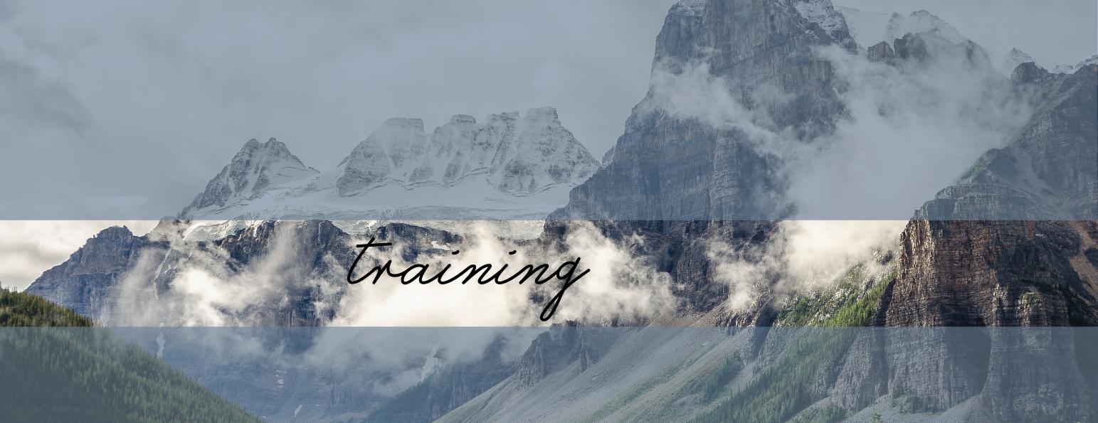 rhjmc training