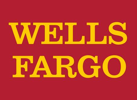 Wells Fargo Awards $1,000 Grant