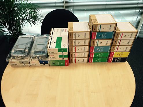 Big Ink Cartridges