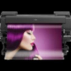 Canon PRO-6100 Wide Format Photo Canvas Printer