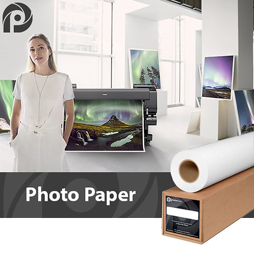 195gsm Production Satin Photo Paper | 914mm | 50m