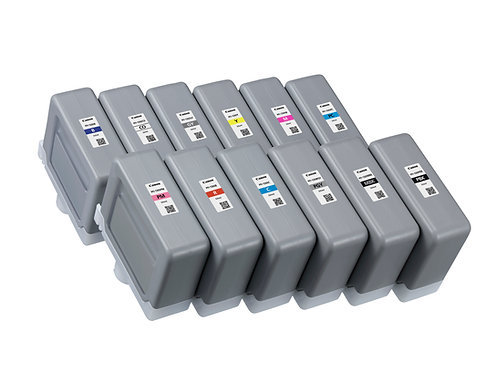 330ml Canon PFI-1300 Ink Cartridges
