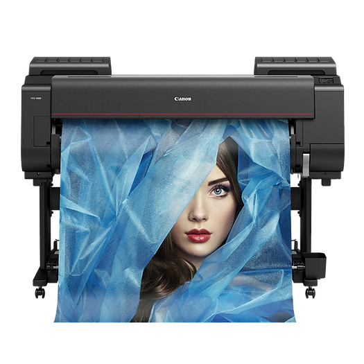 Canon PRO-4100 Wide Format Photo Canvas Printer