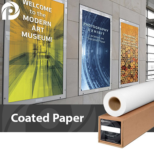 90gsm Premium Matt Coated Paper | 610mm | 45m