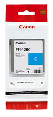 Canon PFI-120 Ink Cartridge Packaged