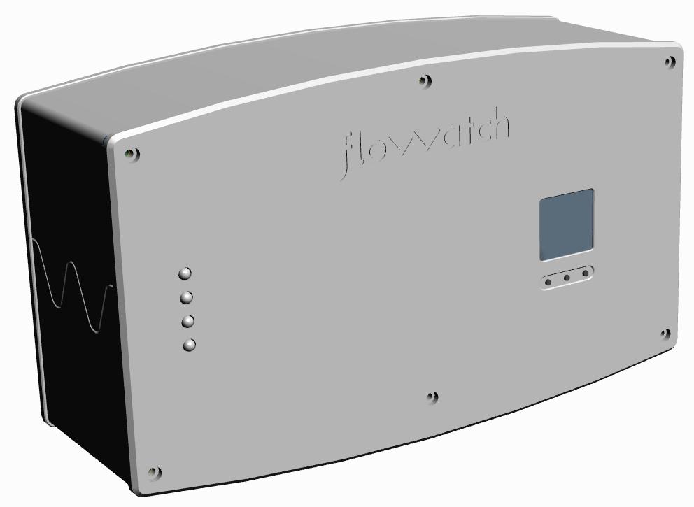 Sprinkler Control Panel Flowatch 9251