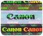 Genuine Canon Ink Cartridge Hologram