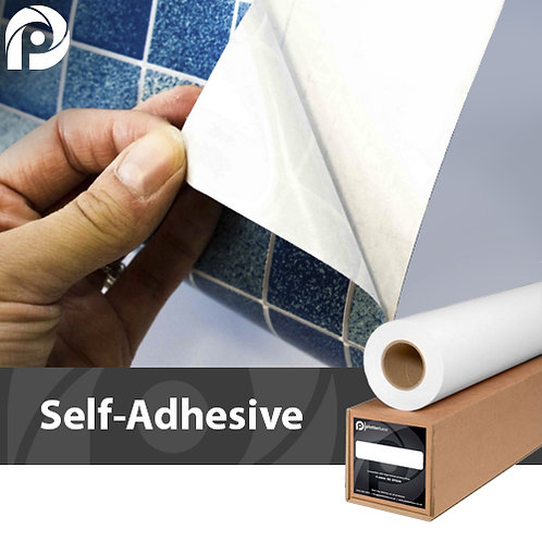 80mic Self-Adhesive Matt Vinyl (High-Tack) | 610mm | 30m