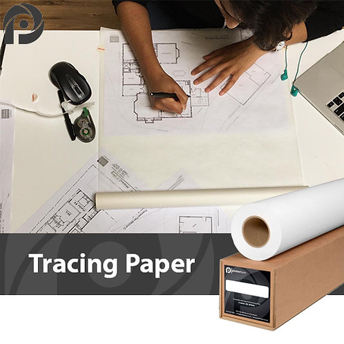 112gsm Tracing Paper | 610mm | 50m