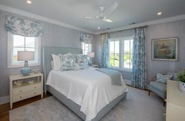 Sky Blue Bedroom