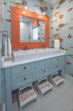 Under the Sea Kids Bathroom